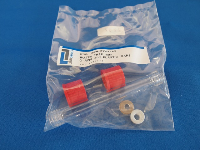 H2Oトラップ管(スモール) 1セット