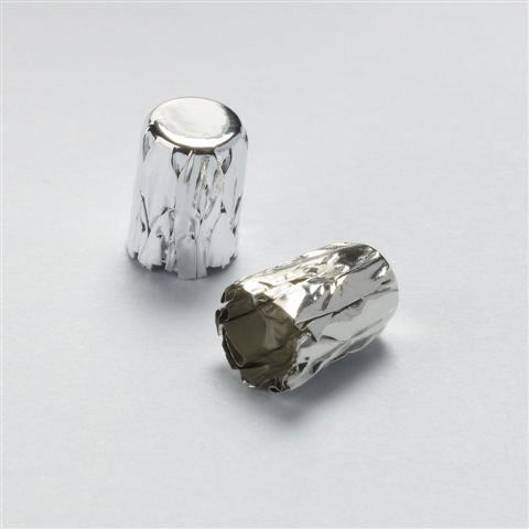 固体用カプセル(コンテナ) アルミニウムカプセル 3.2φx7mm 250個