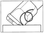 ミニプレーン用単結晶ダイヤ替刃