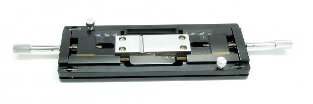 マイクロバイス-スライサー(15°及び30°アダプター付き)