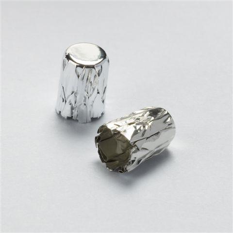 固体用カプセル(コンテナ) アルミニウムカプセル4.0mmφx6mmH 250個入