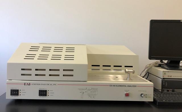 有機微量元素分析装置(CHN/O/S)