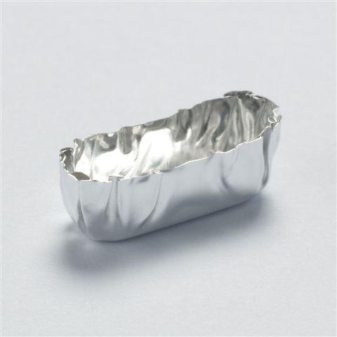 アルミニウムボート6.5㎜W×3.5㎜L×2.5㎜H 250個