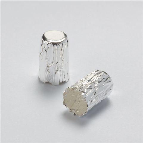 銀カプセル(固体用)4.0㎜φ×6㎜H 250個入